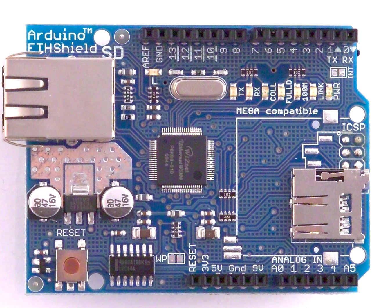 Arduino ethernet shield library download