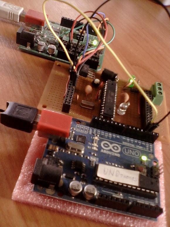 KLL engineering work blog - Articles: ARDUINO PROJECT