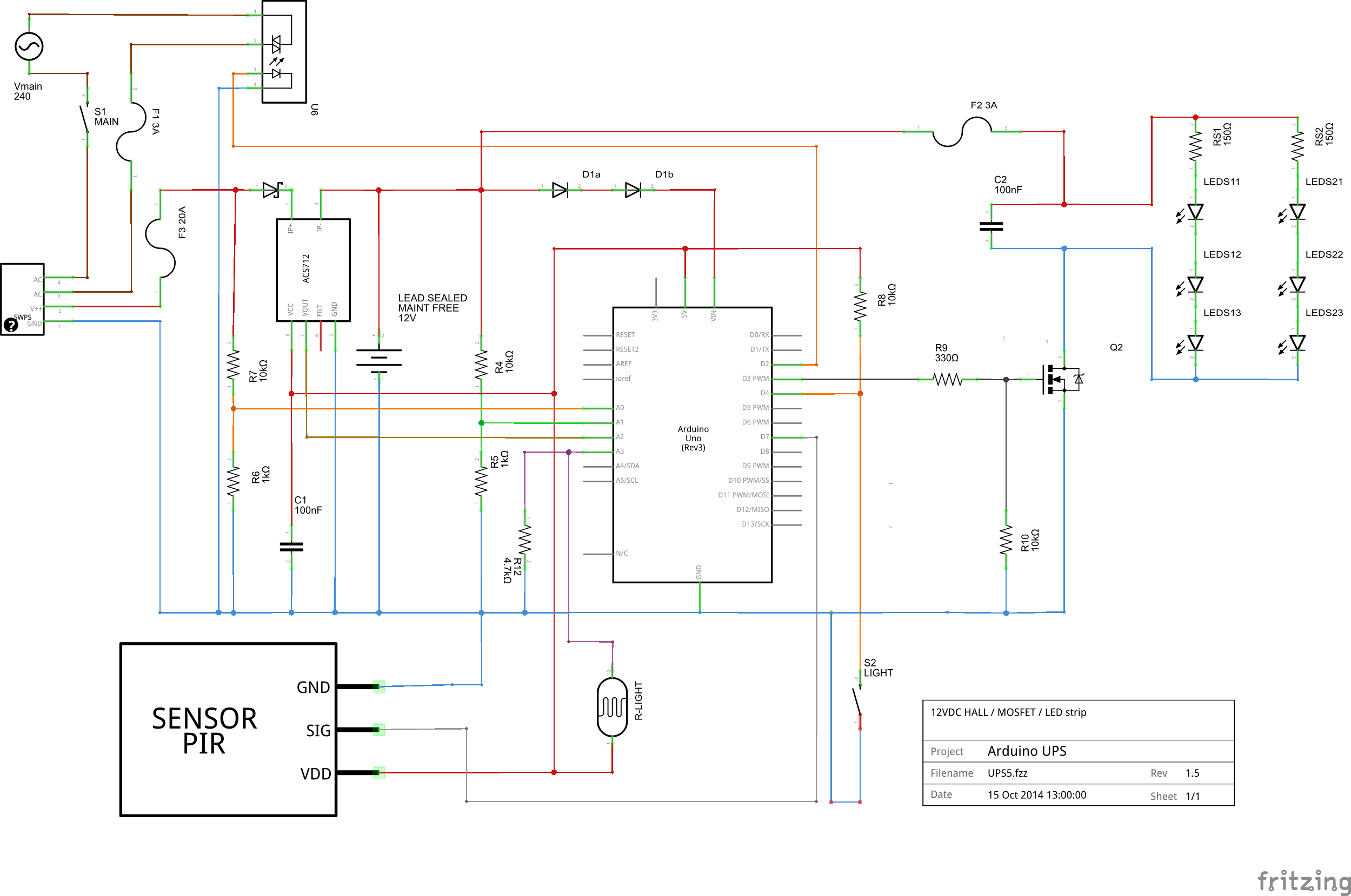 Kll Engineering Work Blog No Schottky Diodes Solid State Mosfet Switching Circuit 6 Battery For The Rectifier Diode I Got A 40l15 Means Max 15v 2 Times 20a 40 Thb