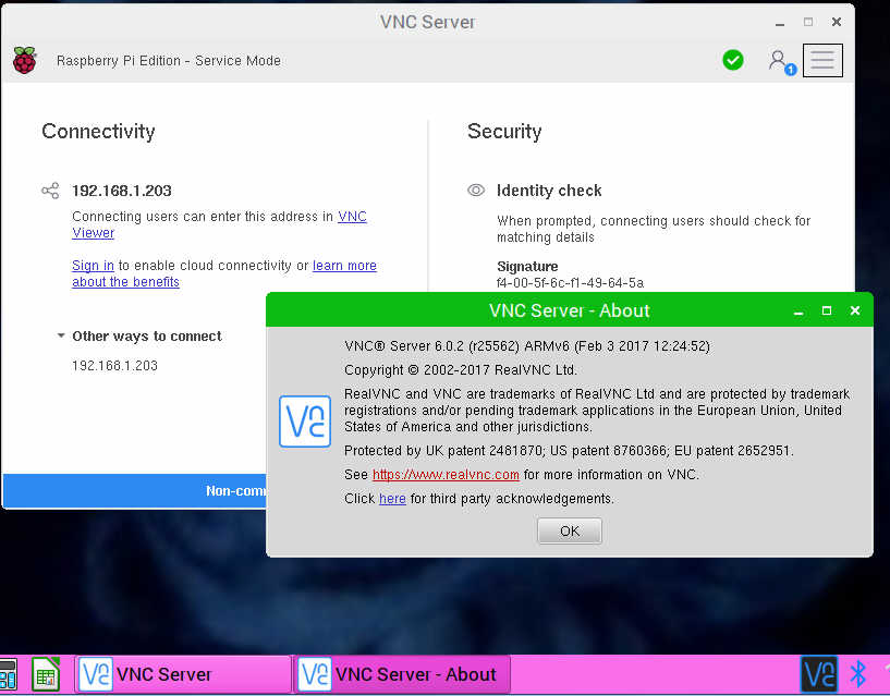 Raspberry pi vnc server download