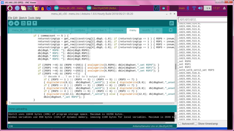 KLL engineering work blog - Articles: ESP & Arduino